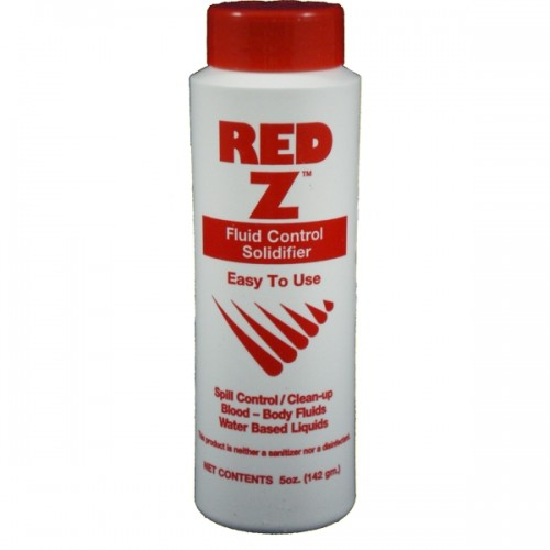Red-Z Fluid Solidifier Shaker Pack 1