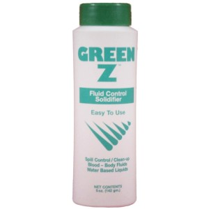 Green-Z Fluid Solidifier Shaker Pack