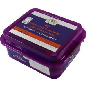 Cytotoxic Spill Kit for eviQ guidelines